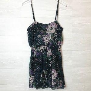 Trixxi Francesca's floral mini dress NWT Medium